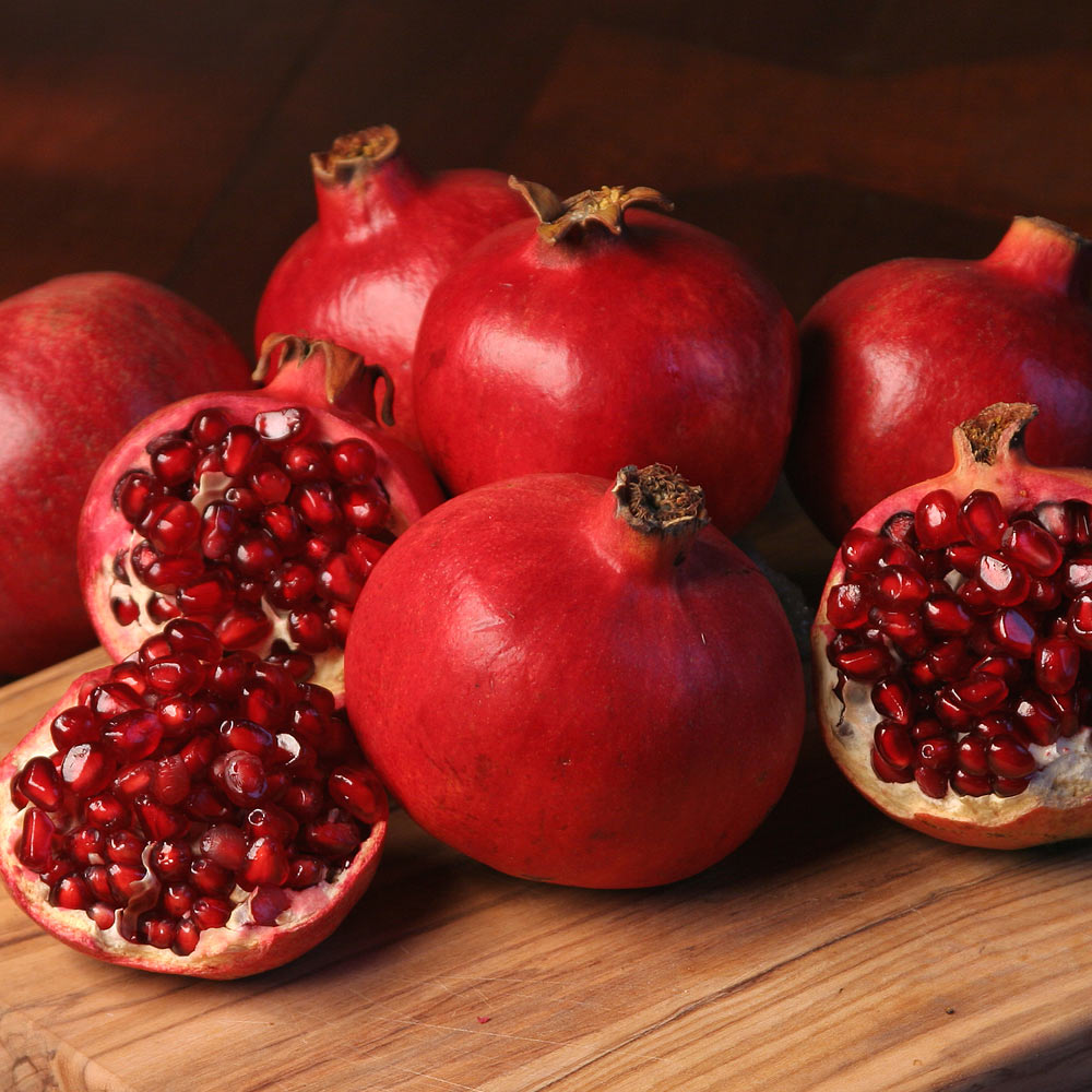 pomegranate fruit seeds FORMULATIONS THAT MAKE UP A GOOD SUNSCREEN