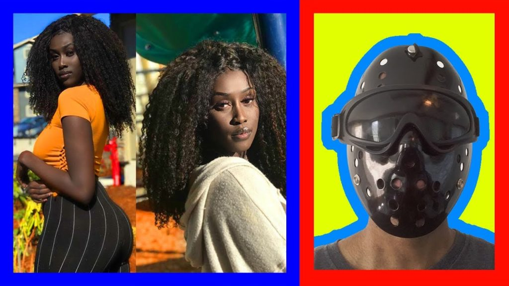 Bald black women-3421