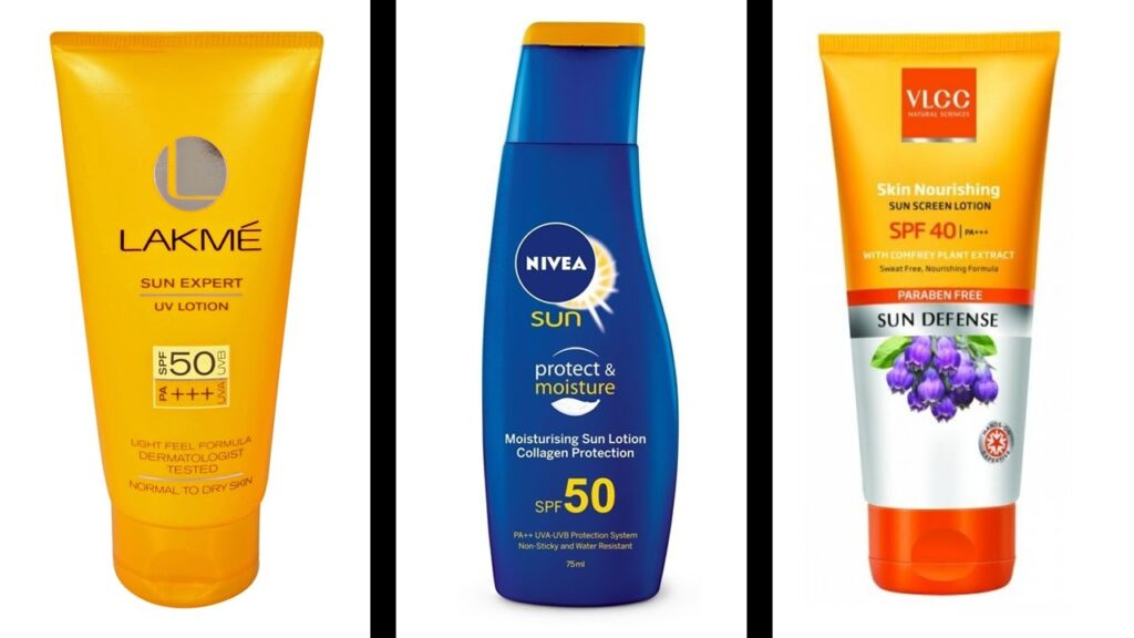 Best Sunscreen Lotions In India With Price 2017 | EXTRASHADE