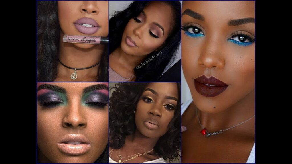 Top 25 Makeup Tips For African American Woman Makeup For