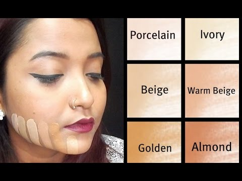 How to Choose a Foundation Shade - YouTube