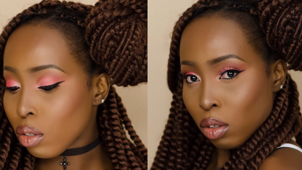Natural Makeup Tutorial Dark Skin Makeup Tutorial, Dark -2903