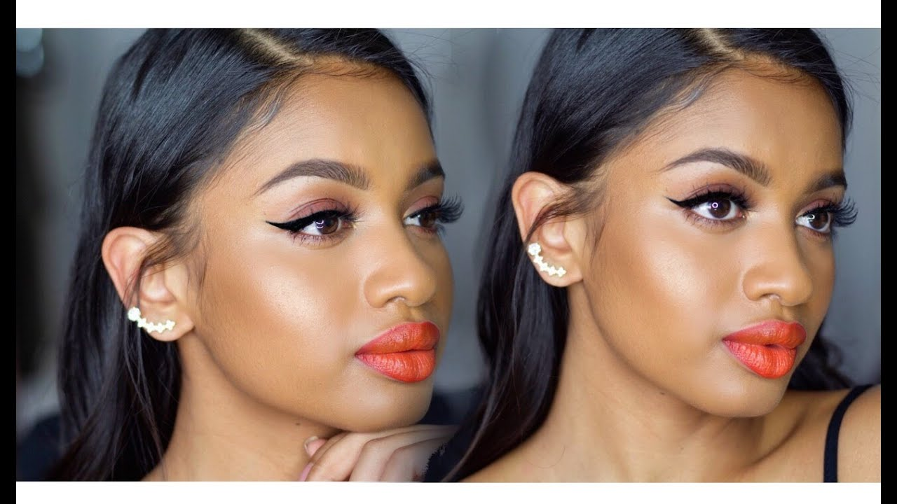 One Brand Black Opal Makeup Tutorial