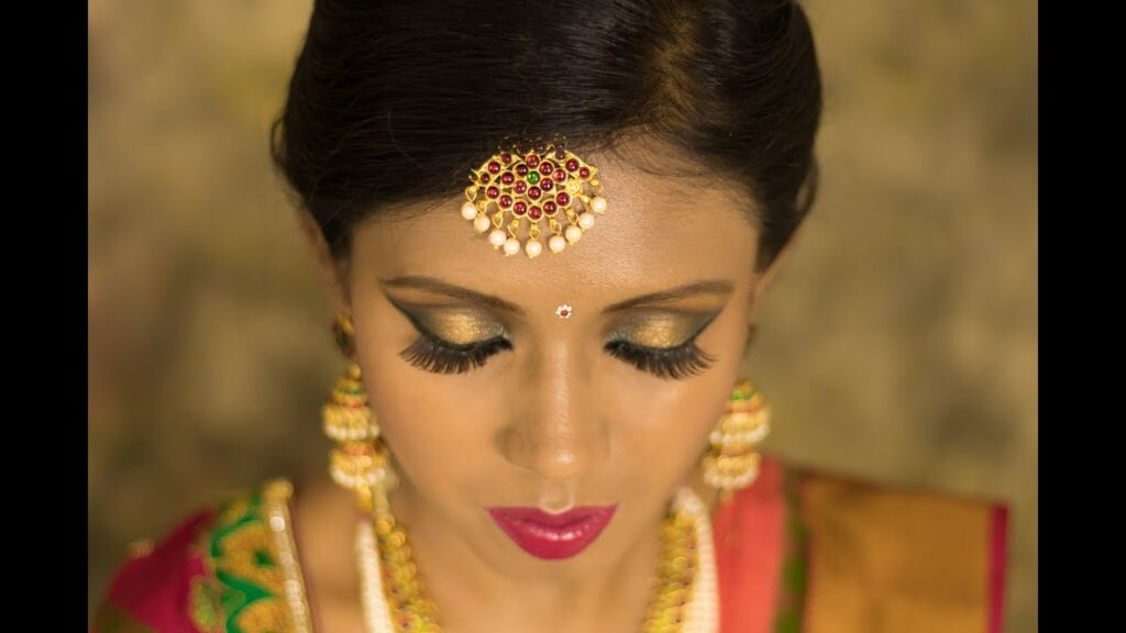 South Indian Bridal Makeup in HD | Medium Dark Skin | EXTRASHADE