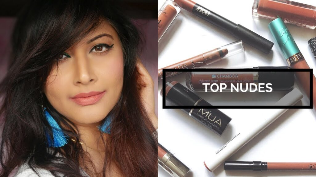 Top 10 Nude Lipsticks For Brown, Indian Skin  Updated  Best Nude Lipstick Swatches -2211