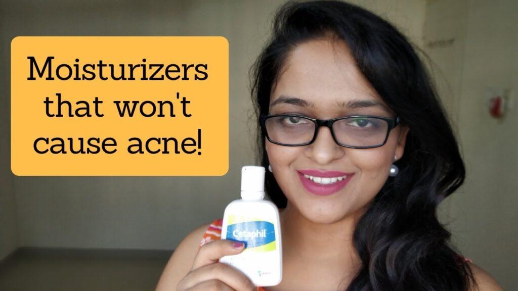 Cetaphil Moisturizing Lotion Non Comedogenic Moisturizers Good For Acne Prone Skin Extrashade