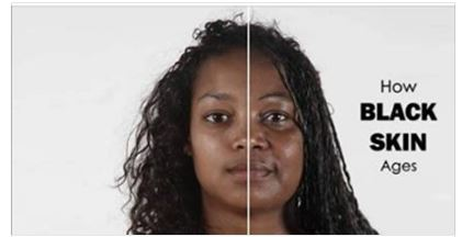 "how black skin ages ""Black Don't Crack,"" It's about time people of color stop taking their immunity for granted"